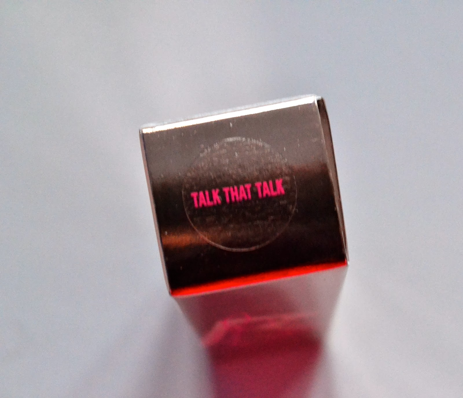 Talk That Talk Lipstick No Pain No Beauty: Tal...