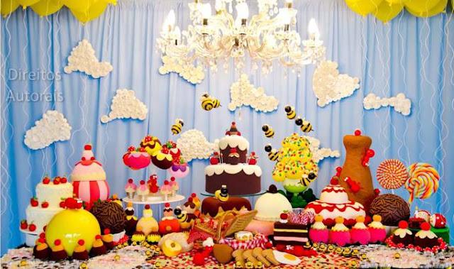 Festa Viva Agendese curso de decoração de festas infantis em SP