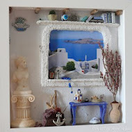 My Greek Shadowbox