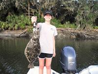 Biggest Flounder 2016