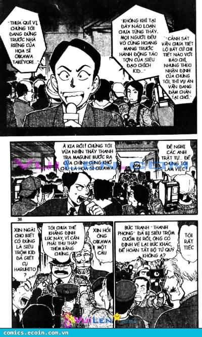 Detective Conan - Thám Tử Lừng Danh Conan chap 546 page 2 - IZTruyenTranh.com