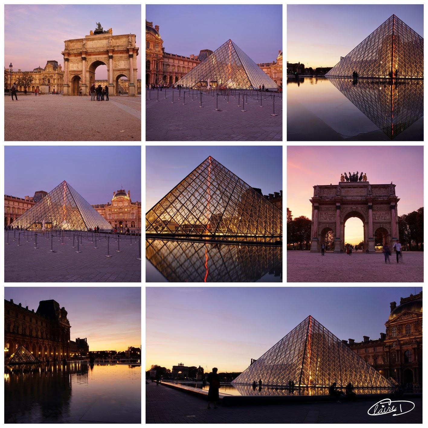 Le blog de claire pour le plaisir de partager lever et coucher de soleil paris - Lever et coucher du soleil paris ...