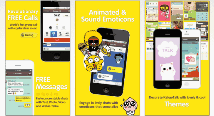 is kakaotalk can run on mac operating system kakaotalk application