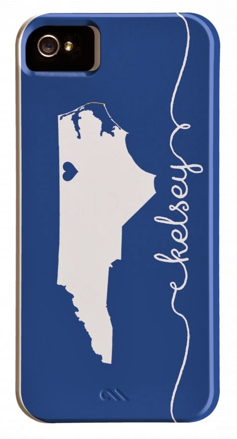 Personalized North Carolina Phone Case