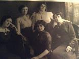 Bernard Sisters minus Delia