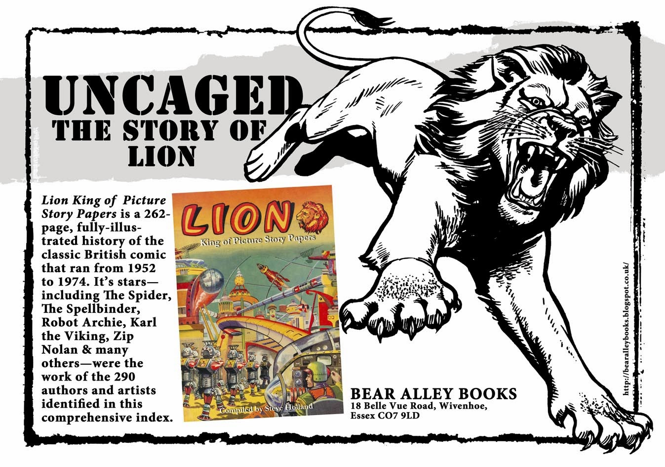 http://bearalleybooks.blogspot.co.uk/2013/01/lion-king-of-picture-story-papers_3.html