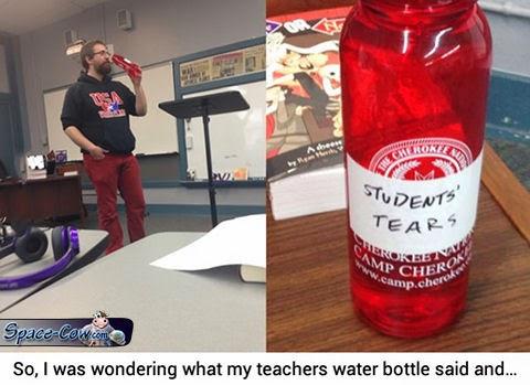 funny bottle people humor