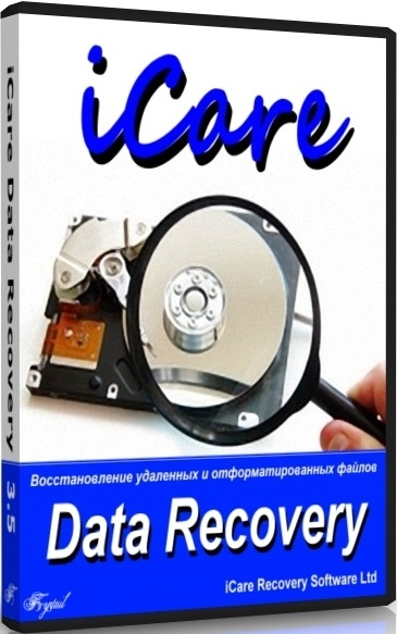 Free Download iCare Data Recovery Professional 5.1 with Serial Key Full Version