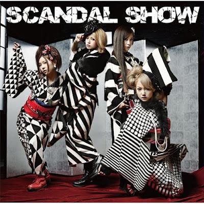 [Album] SCANDAL - SCANDAL SHOW