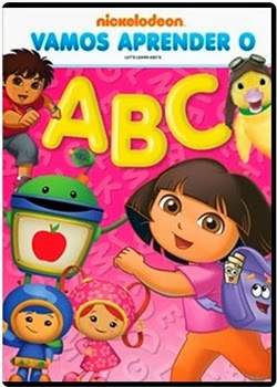 Download Dora a Aventureira Vamos Aprender O Abc Dublado RMVB + AVI DVDRip Torrent