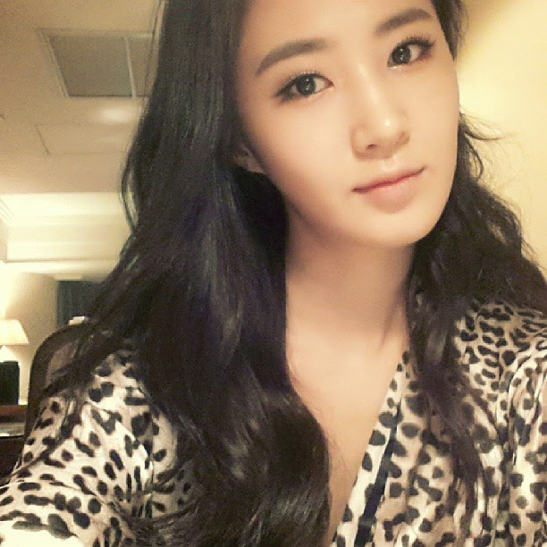 SNSD Yuri Instagram Account