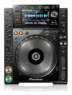 CDJ 2000Nexus player Pioneer