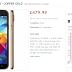 Galaxy S5'in Satış Fiyatı