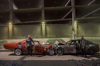Halálos iramban 7 / Furious 7 [2015]