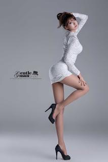 Girl Hàn tạo dáng sexy