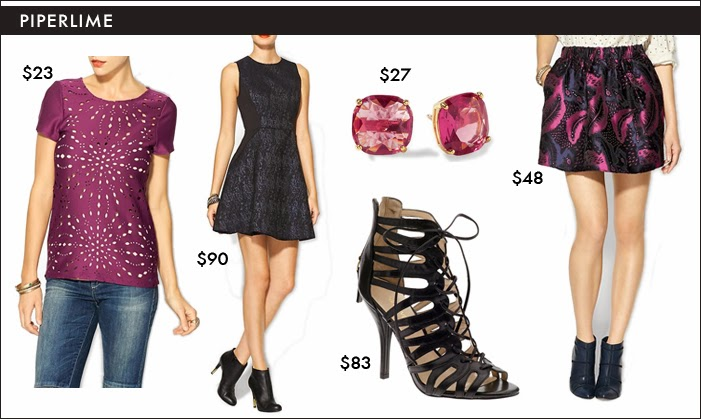 laser cut top, cut out booties, brocade dress, holiday party looks