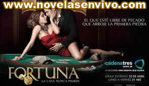 Fortuna Cadena Tres
