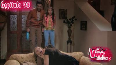 El Vampi Mundo ~: Chica Vampiro - Capitulo 93 - (Completo)