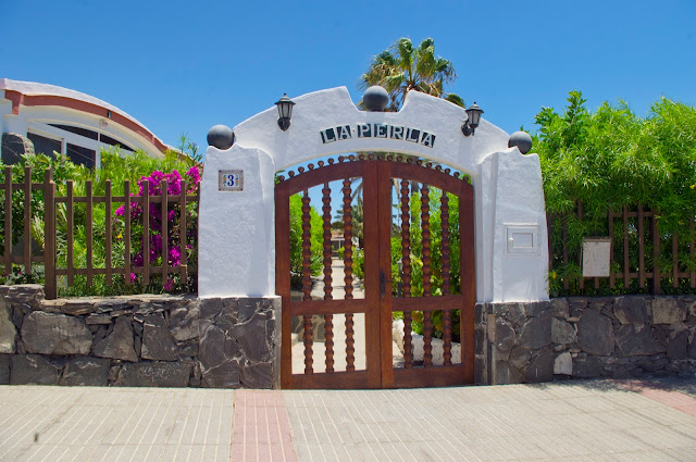 Gran Canaria, Bahia Feliz, wakacje, turystyka, brama, inspiracje