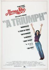 "Carátula del DVD: ""Norma Rae"""