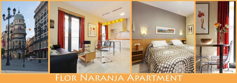 Apartment Seville Flor Naranja