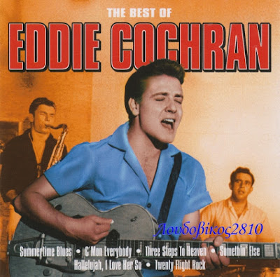 EDDIE COCHRAN Best of....