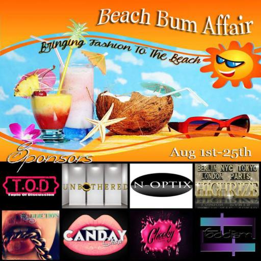 Beach Bum  Affair