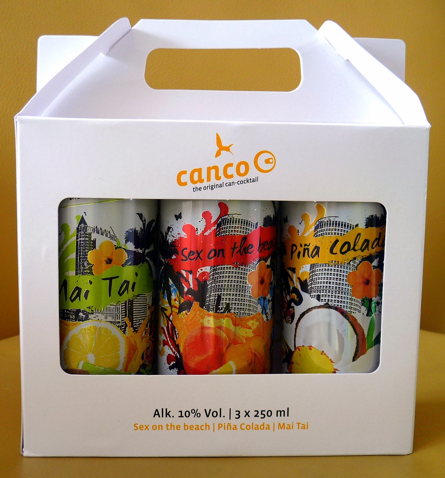 canco - the original can-cocktail