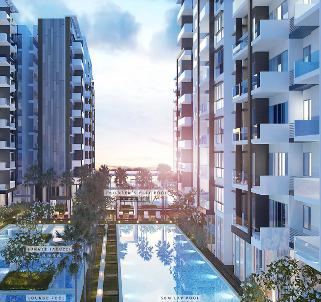 Demand high for Axis Residences - a $70m condo offering lush living