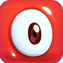 Pudding Monsters HD App iTunes Google Play App Icon Logo By ZeptoLab UK Limited - FreeApps.ws