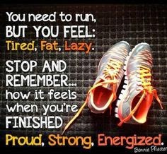 Proud Strong Energized