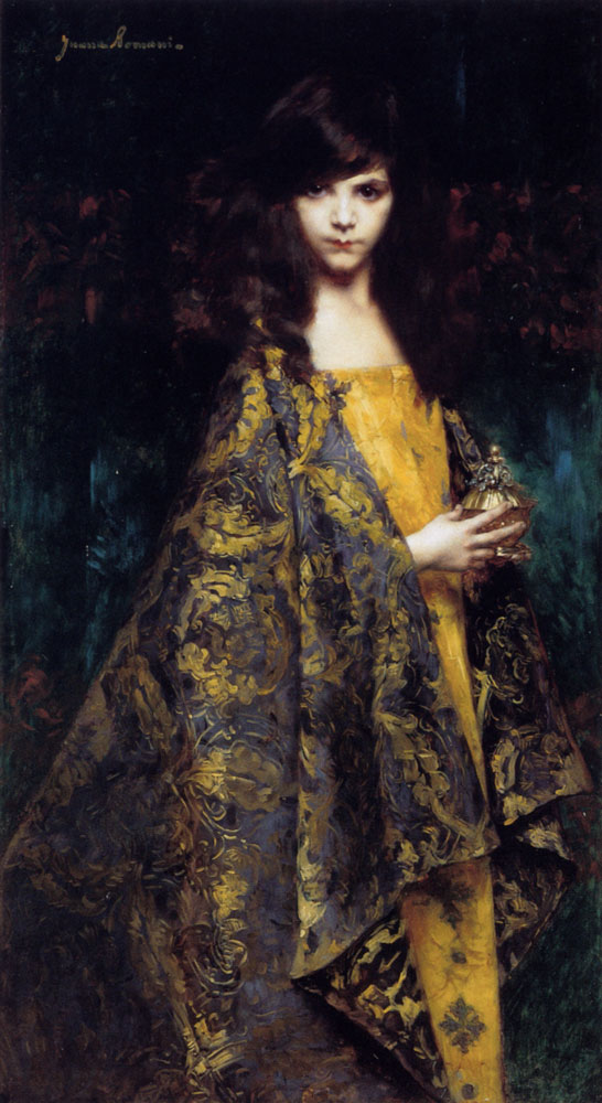 juana romani portrait