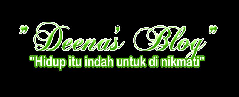 Deena's Blog