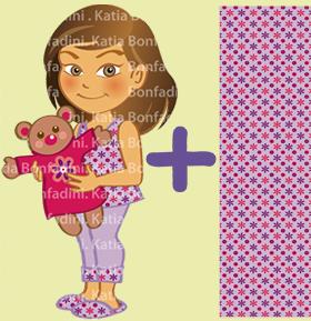 Criação de ilustração + padronagem para diversas aplicações