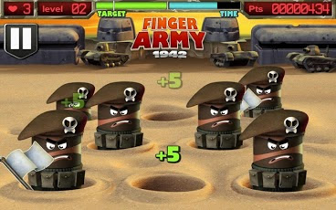 Finger Army android game