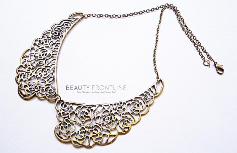 jewelry haul from sammydress frontline