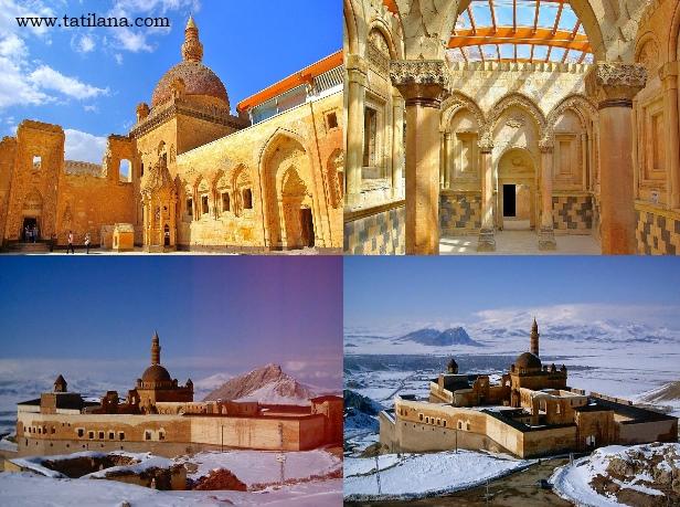 Doğubayazıt İshak Paşa Sarayı