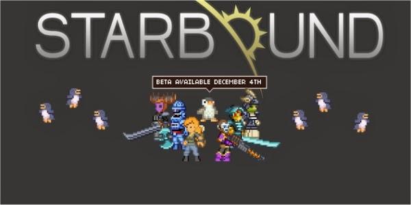Starbound 遊戲魔人