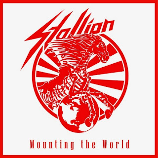 Stallion Mounting the World 2013 Germany Heavy Metal