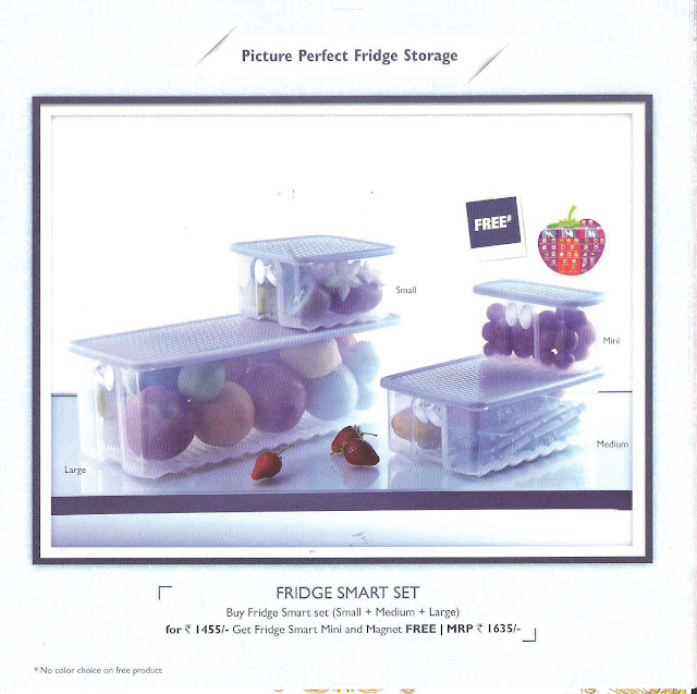 Tupperware November 2012 consumer flyer