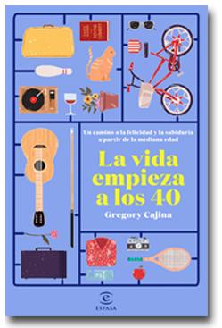 Nuevo libro 'La Vida Empieza a los 40'