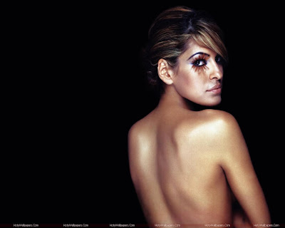 Eva Mendes Hot Wallpaper