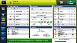 Football Manager Handheld 2014 v5.0.4