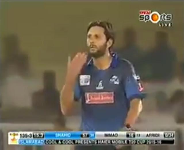 Shahid Afridi, Afridi, Lala, Catch, Stunning, Amazing, Cricket, Reflexes, Haier, T20, Cup, 2015, Shahid Khan Afridi, Pakistan, Karachi, Rawalpindi, Boom Boom