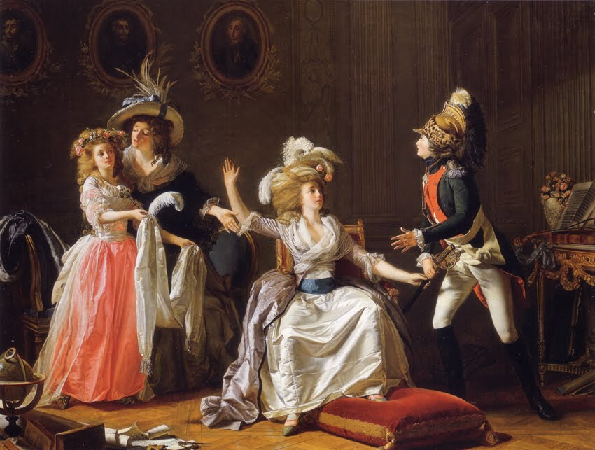 18th century culture essay in in paris people popular Culture of france - history, people, clothing as a democratic republic at the end of the eighteenth century also popular in france.