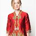 Kreasi Model Baju Kebaya Terbaru 2015