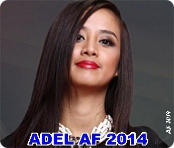 Biodata Adel AF 2014, biodata peserta Akademi Fantasia 2014, profil Akademi Fantasia 2014, latar belakang peserta Akademi Fantasia 2014, gambar Adel AF 2014