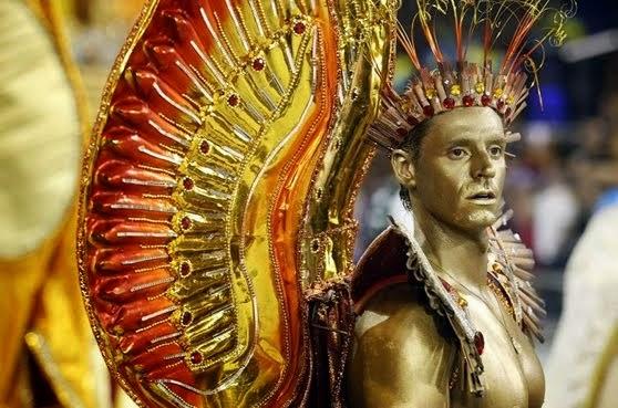 Carnival Meets Masquerade