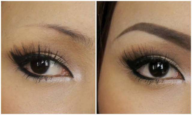 The Eye's Queen: Beautiful Eye Brows for Beginners