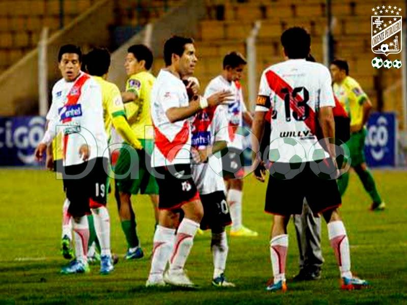 Oriente Petrolero - Nacional Potosí vs Oriente Petrolero - DaleOoo.com página del Club Oriente Petrolero